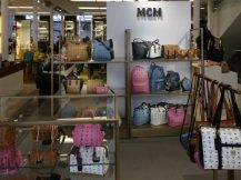 MCM @ Saks Fifth Ave